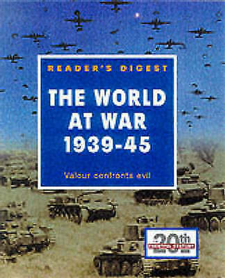 The World at War,  by Duncan Anderson Readers Digest