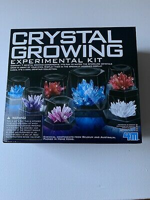4M Crystal Growing Experimental Kit Science