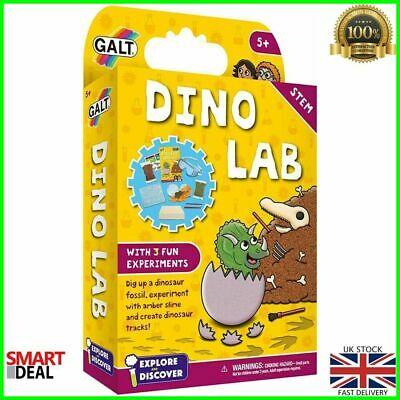 Galt Toys Dino Lab Science Kit Children Kids Slime Dinosaur