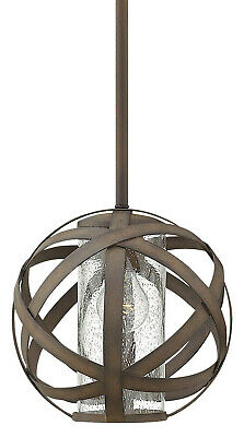 "Hinkley Lighting  Carson 1 Light 10""W Open Air Outdoor"