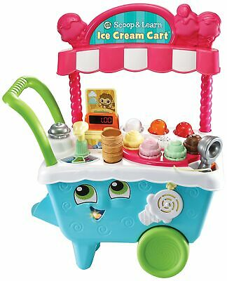 LeapFrog/ Leapster  Scoop & Learn Ice Cream Cart