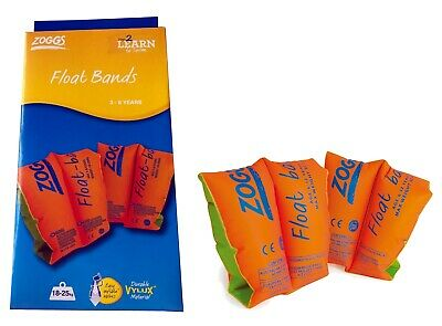 New Zoggs Swimming Pool Float Arm Bands Childrens Kids 3-6