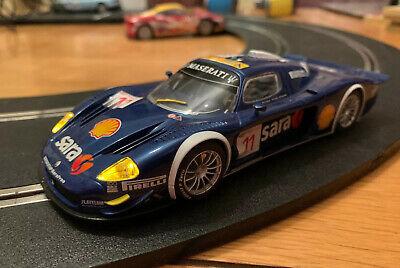 Scalextric C Maserati MC12 Scuderia Playteam Sara