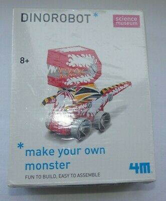 Science Museum - Dinorobot Make Your Own Monster New in