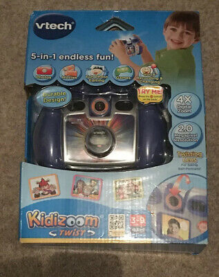 VTech Kidizoom Duo Blue Kids 2mp Camera - excellent