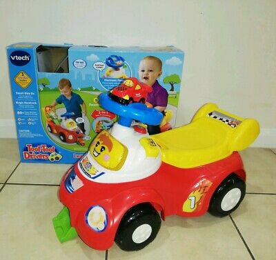 VTech Toot Toot Ride on & Go Pre School Activity Toy Toot