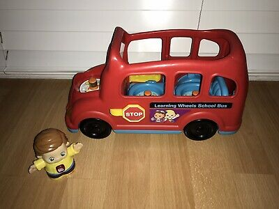 Vtech Toot Toot Friends Learning Wheels School Bus With Mr