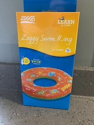 Zoggs Swim Ring Inflatable Swimming Pool Float Floatation