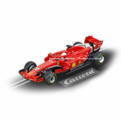 CARRERA GO! Slot Car Ferrari SF71H 'S.Vettel, No.