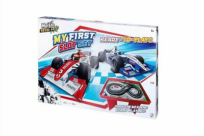 Maisto My First Slot Racing Remote Control Car Set With Card