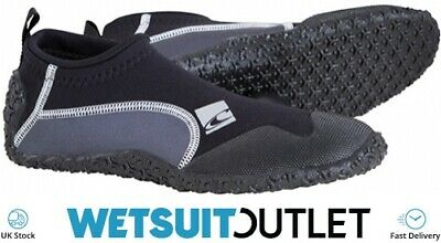 O'Neill Reactor 2mm Reef Wetsuit Boot Boots Boot Black