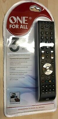 One For All URC Essence 3 Remote Control Universal 2