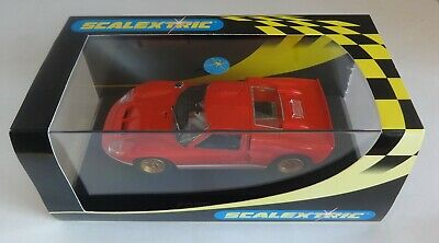 Scalextric C Ford GT40 MKII Collectors Club  Boxed