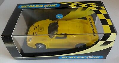 Scalextric C Porsche GT1 Collectors Club Car  Near