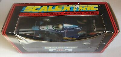 Scalextric C583 Benetton Renault B193 F1 Car No 2 Near Mint