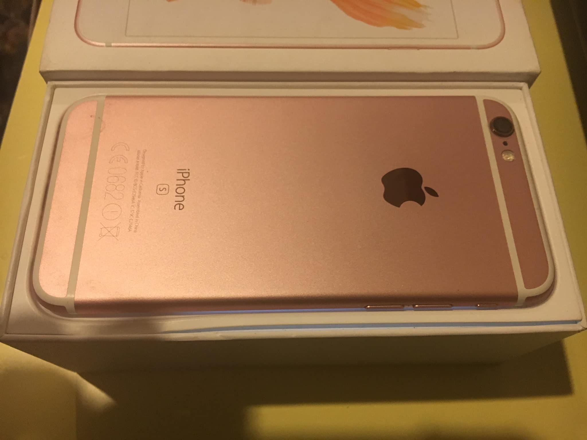 iPhone 6S 64GB UNLOCKED to all networks