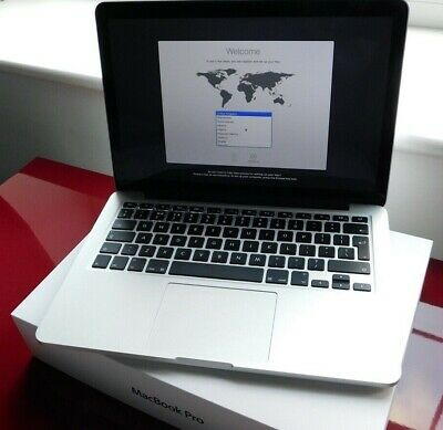 Apple MacBook Pro 13 inch Laptop - ME865B/A (October,)