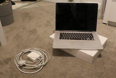 "Apple MacBook Pro with Retina display 15.4"" Laptop -"