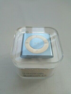 COLLECTORS ITEM Apple iPod shuffle 4th Generation Blue (2GB)