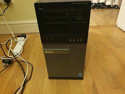 Dell OptiPlex GB +250GB SSD, Intel Core i5 4th