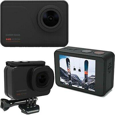 Kaiser Baas XMP Waterproof Digital Action Camera 4K