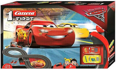CARS 3 FIRST RACEBAA Battery Operated Racing Car Best Toy