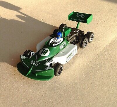 SCALEXTRIC - 1:32 scale slot Car, C131 - MARCH FORD 771