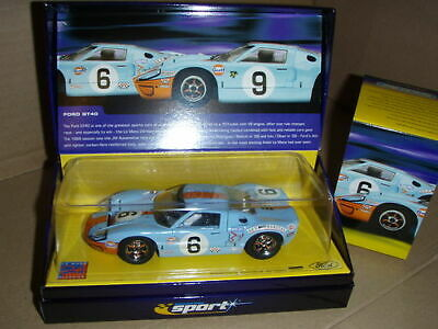 SCALEXTRIC NOS CA NO6 FORD GT LE MANS CAR - LTD