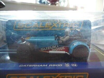 SCALEXTRIC SPORT CAR - C - CATERHAM R500