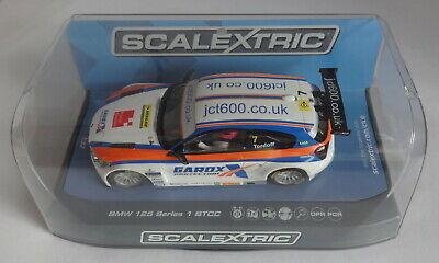 Scalextric C BTCC BMW 125 Series 1 Sam Tordoff Very Near