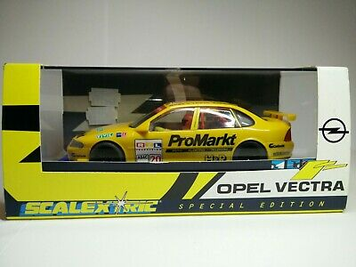 Scalextric C Opel Vectra Promarkt Special Edn  of