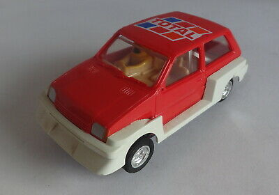 Scalextric C214 MG Metro 6R4 Red Total New Rear tyres - Very