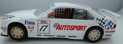 Scalextric C690 BMW 318i Fina Autosport AutoTrader 17 White