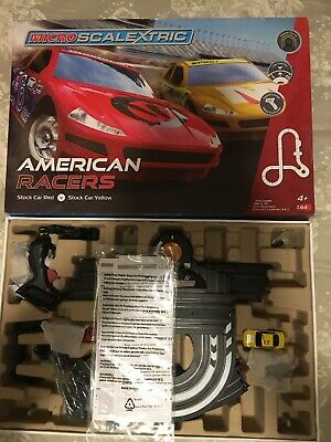 Scalextric MICRO SCALEXTRIC American Racers /complete with