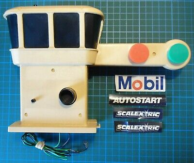 Vintage Scalextric C275 Autostart Race Control Building F1