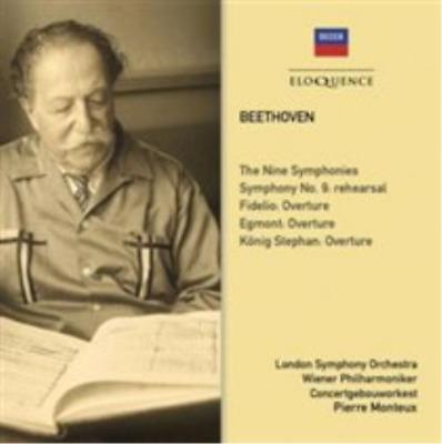 Beethoven: The Nine Symphonies/Sym phony No. 9: