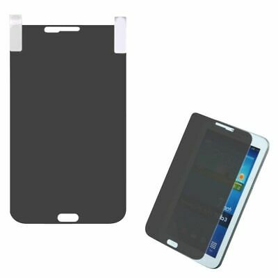 Privacy Screen Protector For Samsung Galaxy Tab 3 7.0