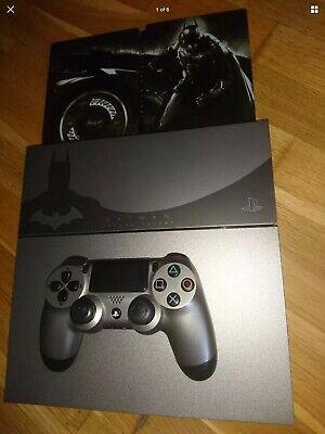 Sony PlayStation 4 Batman: Arkham Knight Limited Edition