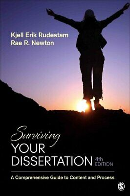Surviving Your Dissertation A Comprehensive Guide to Content