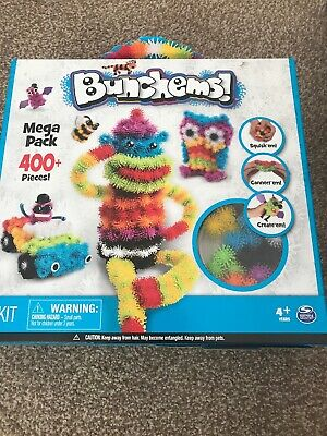 Bunchems Mega Pack 400+pieces Brand New