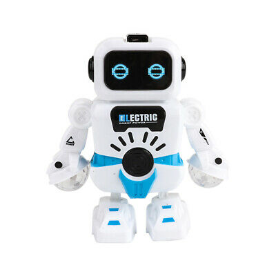 Electric Robot Toys Electronic Dancing Robot With Musical &