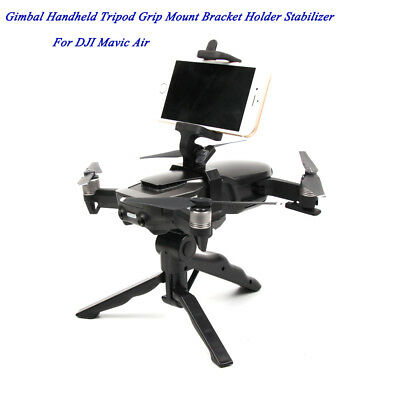 Gimbal Holder For Mavic Air With Phone Holder Mount Foldable