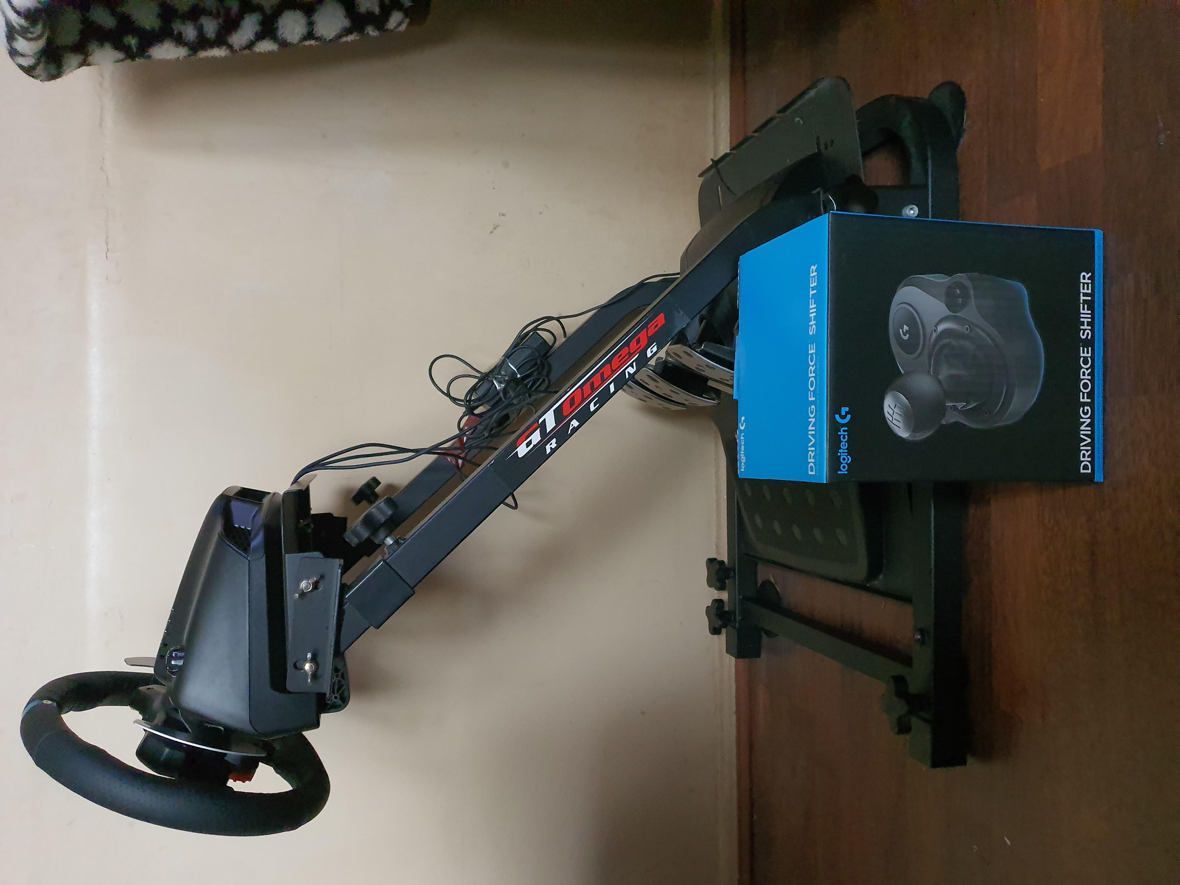 Logitech G29, pedals and shifter for sale