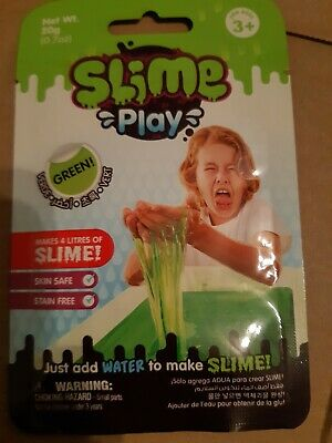 Slime Play - green - Makes 4 litres