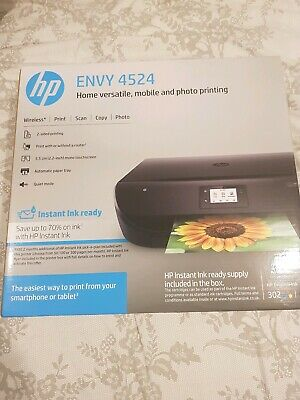 HP Envy  All in One Wireless Printer Scanner Copier. New