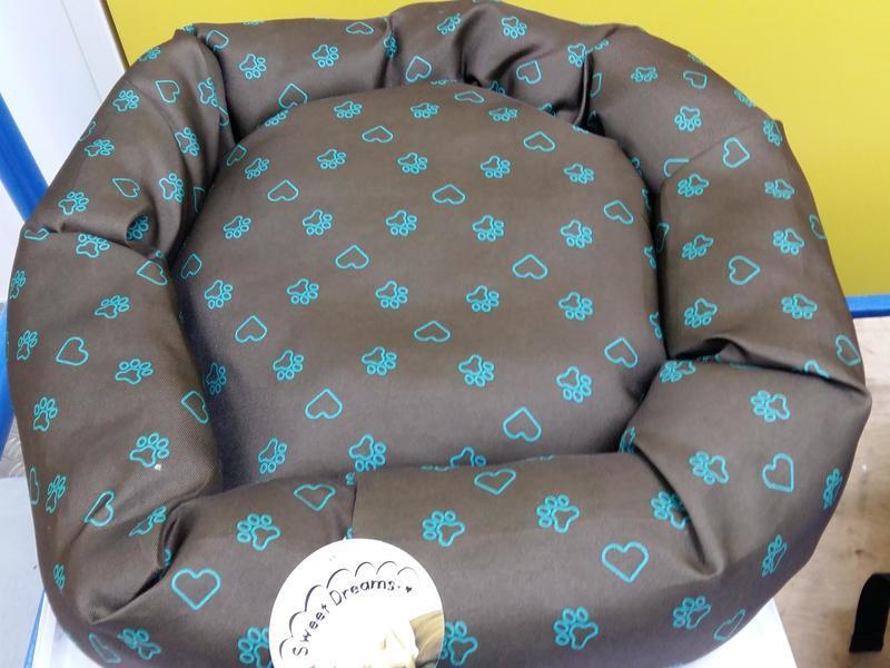 (New)2 x Pet Beds 2 x Anti-pilling fleece pet mats & 2 xHigh