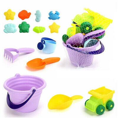 Summer Silicone Soft Baby Beach Toys Children'S Mesh Bag