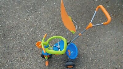 Toddlers Push Along Tricycle in good clean Used condition