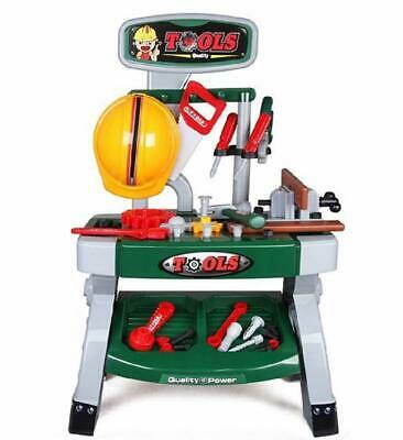deAO WKS-G Workbench Kit Play Set with Variety of Tool