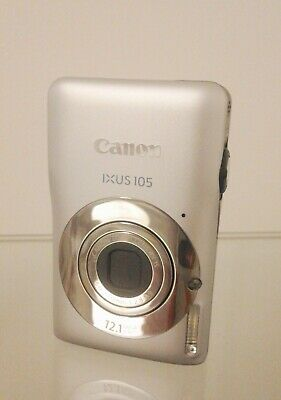 Brand New Canon IXUS MP Digital Camera - Silver,